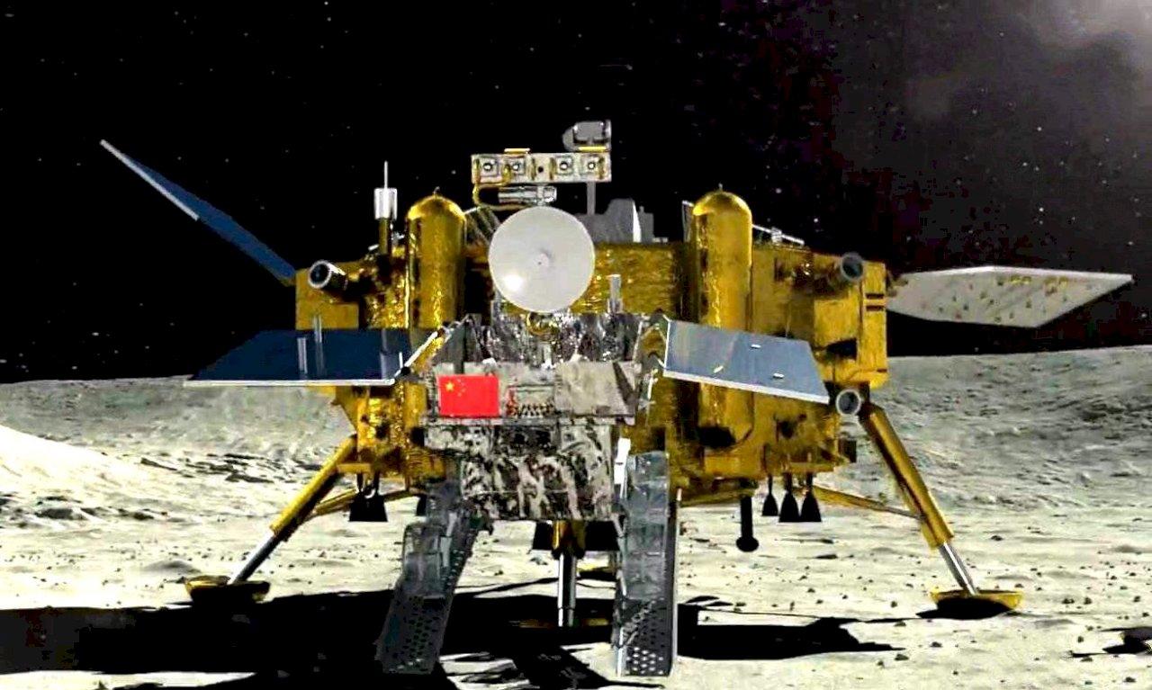 嫦娥5號登月倒數 中國再掀太空爭霸戰