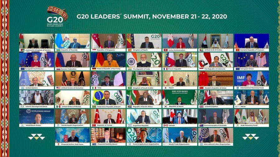 大砲川普敗選 G20公報挺多邊貿易更敢直言