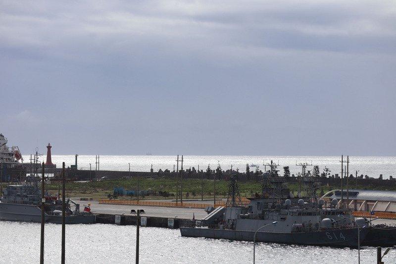 F-16失聯逾72小時 國搜中心停止協搜 國防部接續水下探測