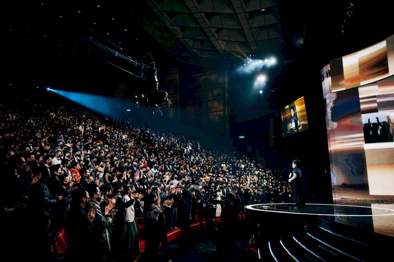 金馬典禮收視3.97 破千萬人觀賞