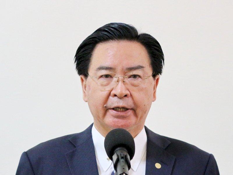 吳釗燮通話巴拉圭外長 重申珍視兩國邦誼