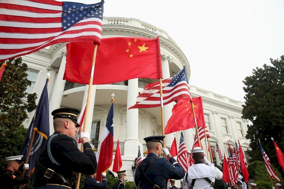 中國2028年取代美國稱霸全球經濟體?官媒:這是在「捧殺」