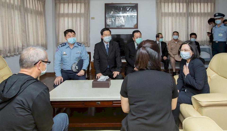 飛官蔣正志仍失聯 總統令:追晉少將