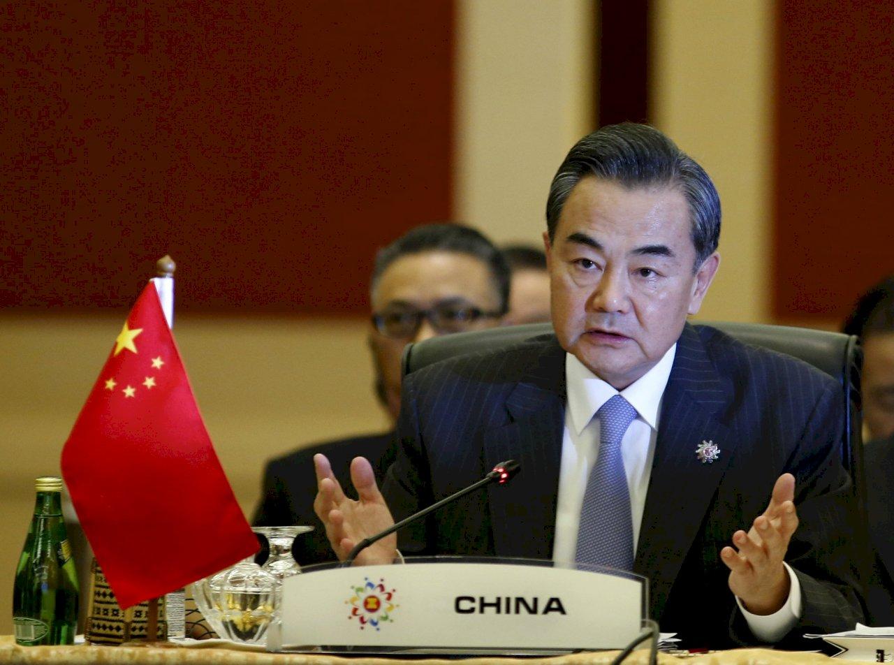 王毅安撫美企 北京將履行貿易協議承諾