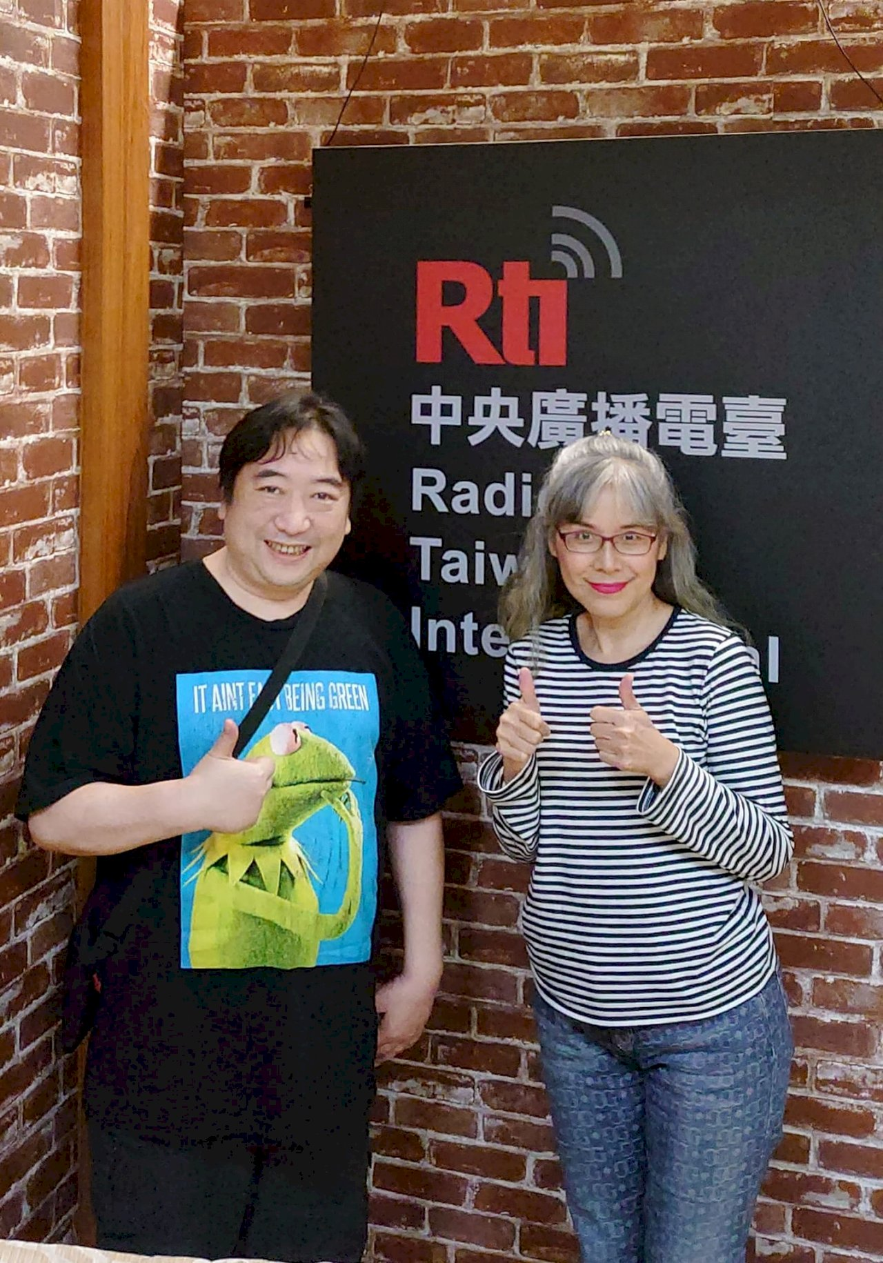 來自台灣的聲音化妝師 ~ 黃浩倫老師