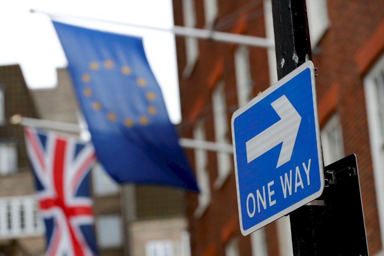脫歐後想留在英國 超過600萬名歐盟公民申請居留計畫