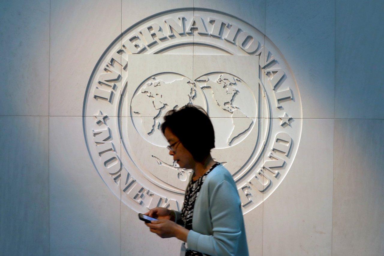 IMF上修今年世界經濟成長預估