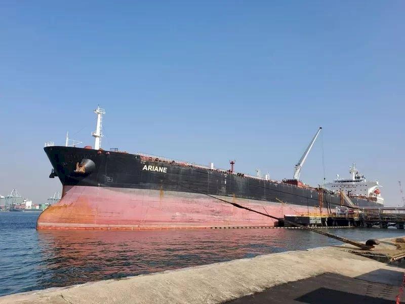 查德礦區第一船原油運返台灣  今公開展示