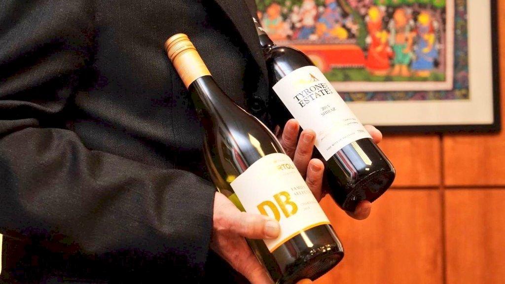 19國逾百議員發起「下架」澳洲葡萄酒 我外交部響應又讓小粉紅心碎