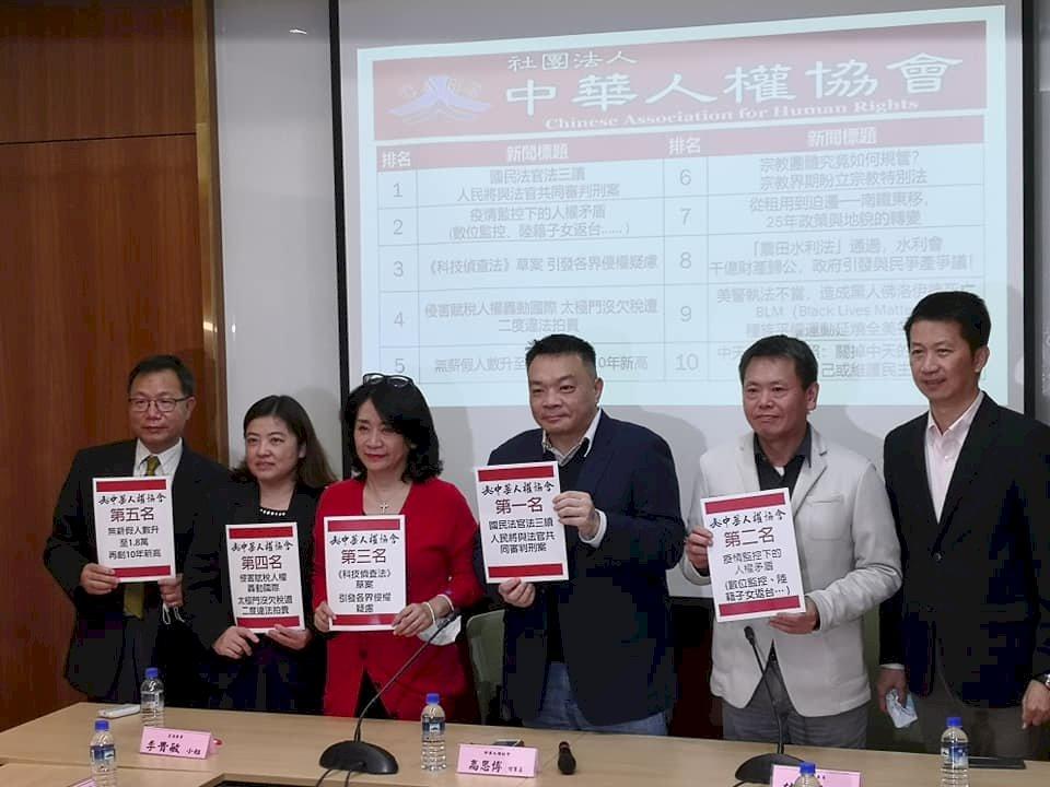 2020十大人權新聞 國民法官法奪冠(影音)