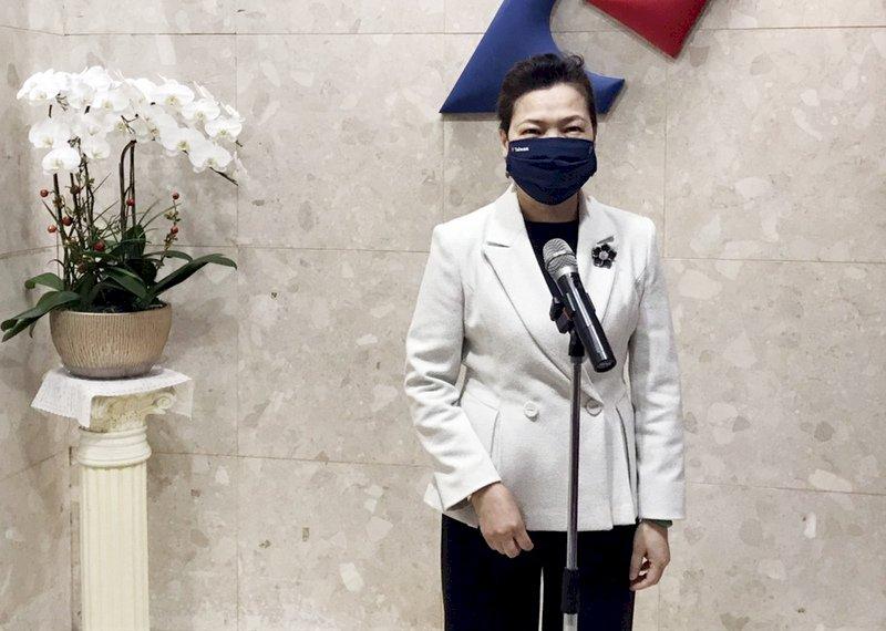小股東提假處分阻台積電交資料 王美花:股東權益不予評論