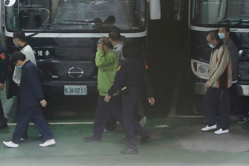 北院裁定蘇震清廖國棟續押2個月