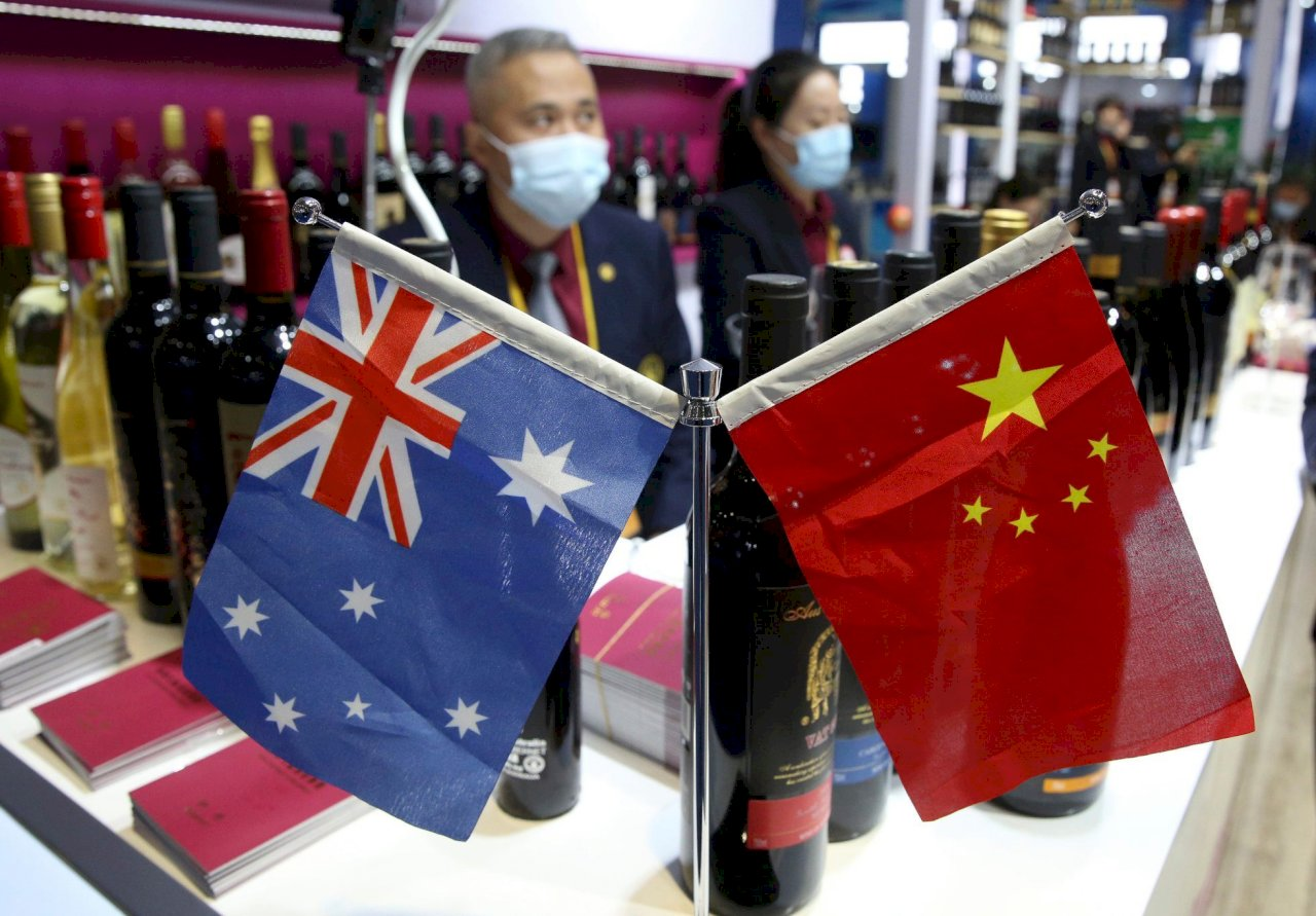 中國對紅酒祭反傾銷稅 澳洲一狀告上世貿