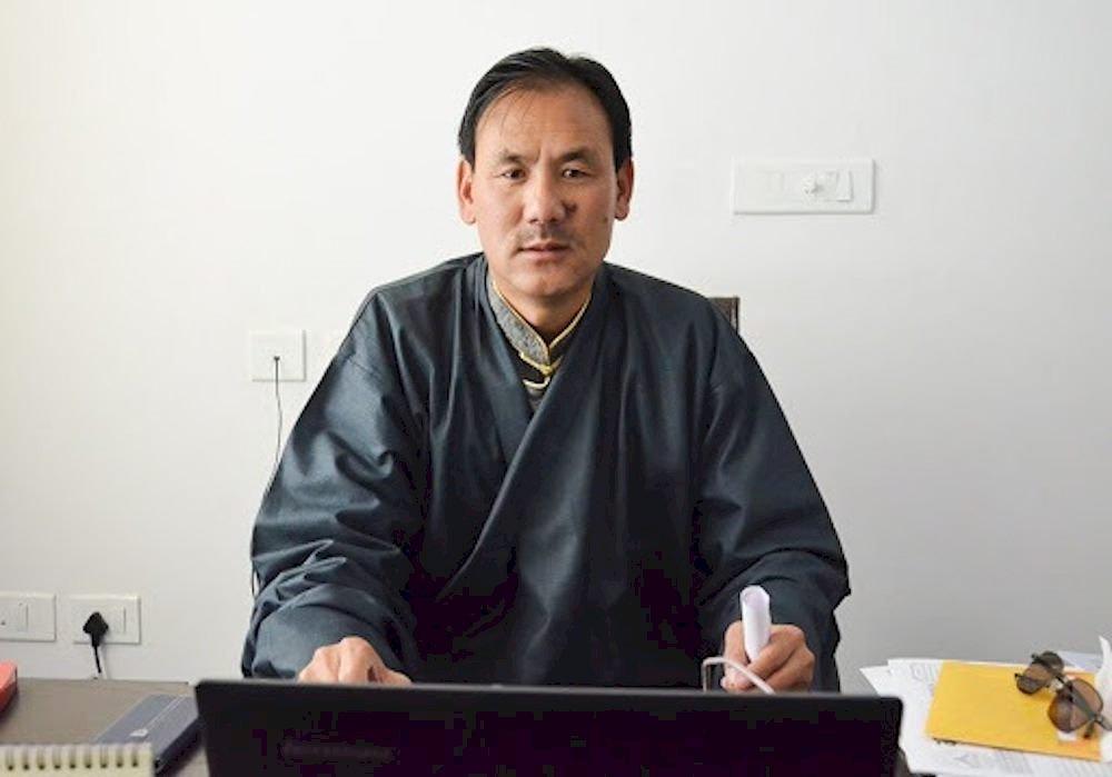 西藏流亡政府駐台新代表 下月履新