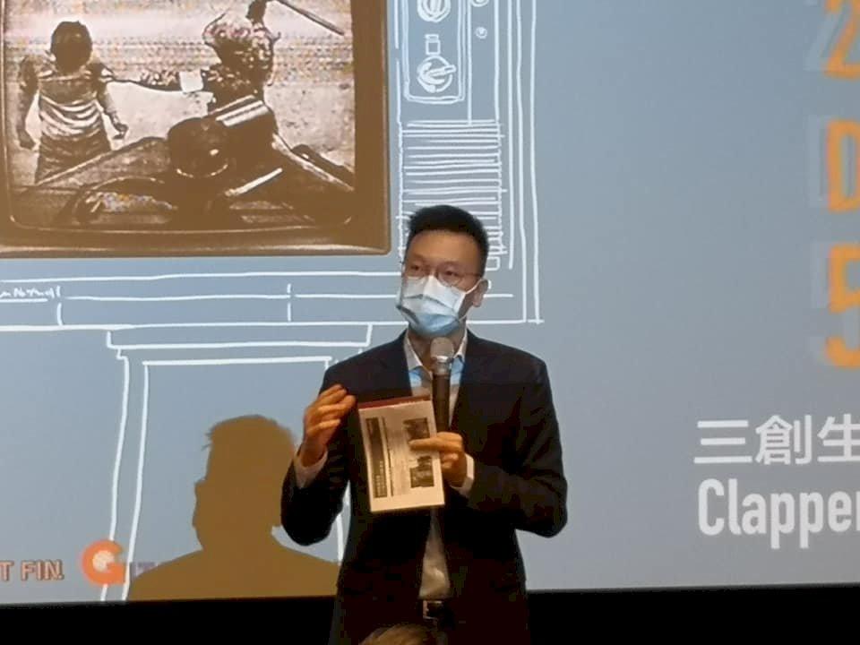 民進黨辦亞洲民主影展 回顧台韓港民主來時路