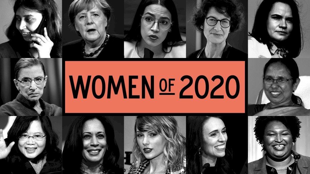 蔡總統獲選2020世界最具影響力女性 府:榮耀屬於全民