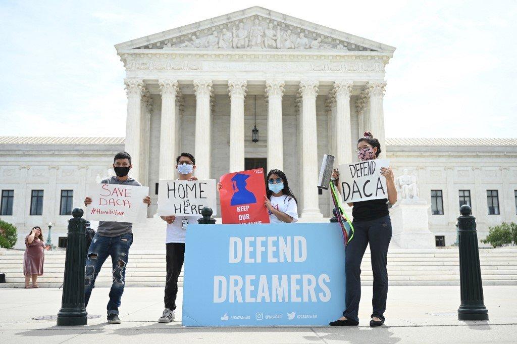 美國移民佳音 法院下令全面恢復追夢人計畫