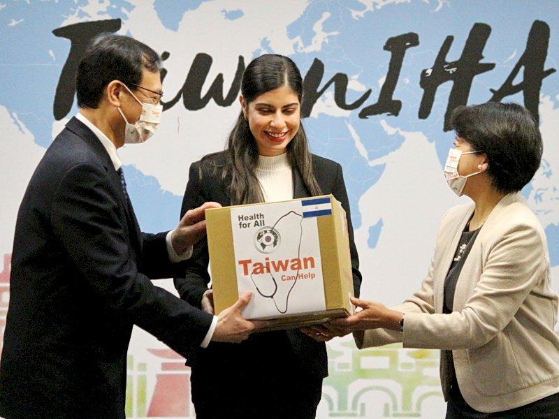 颶風重創拉美友邦 台灣參與國際救災援贈醫衛物資