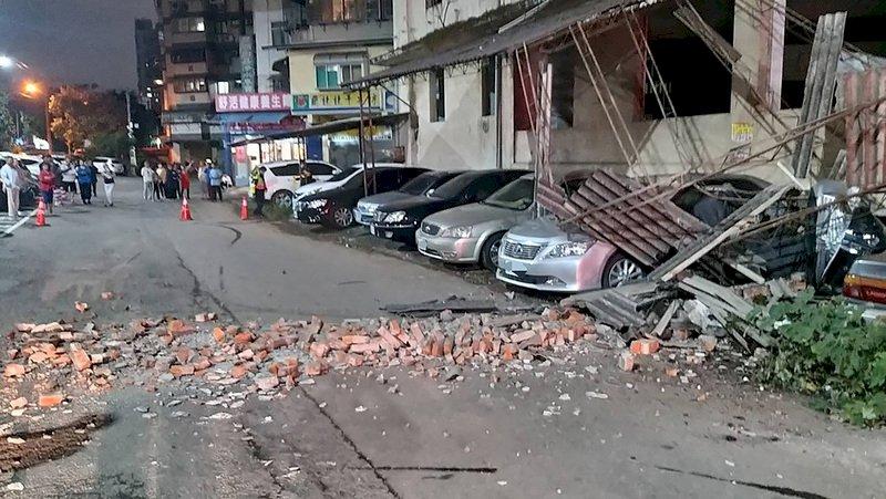 昨宜蘭強震後共11次餘震 氣象局:未來一週不排除規模4以上餘震