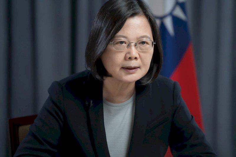 美媒:蔡總統以貓對狼 或許是中國最畏懼的女性