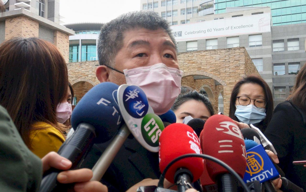 反萊劑醫師遭衛福部告發 陳時中:靜待司法調查