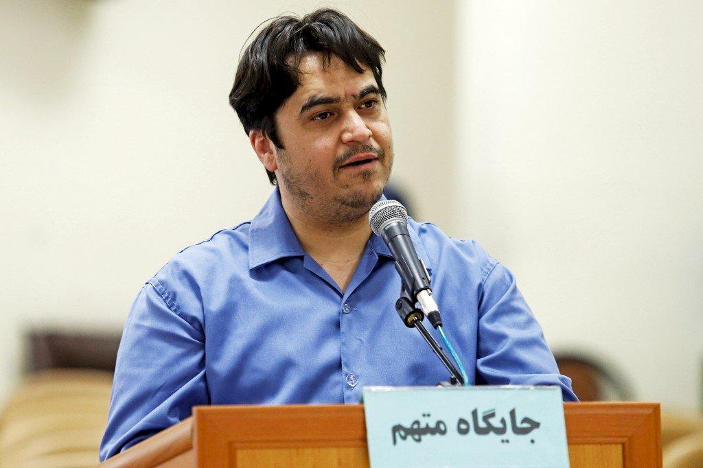 伊朗處決反對派人物薩姆 國際強烈譴責