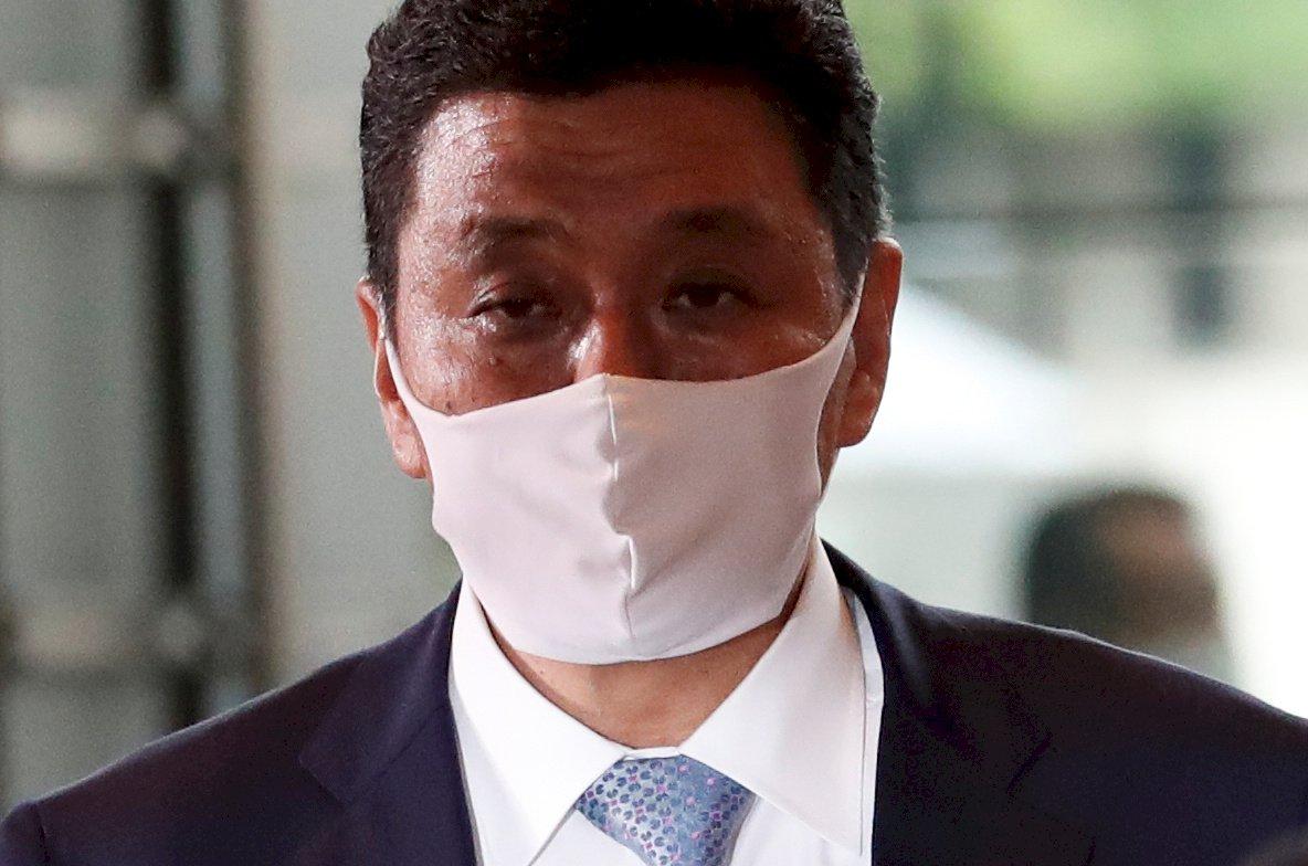 岸信夫接受CNN專訪 稱台灣與日本息息相關