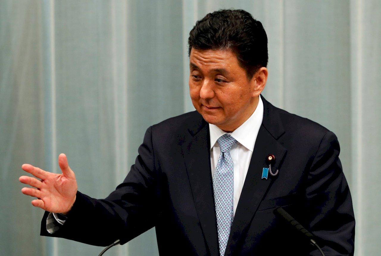 日本防衛大臣籲國際社會:關注中國武力包夾台灣