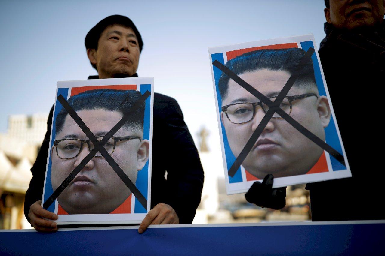 南韓禁反北韓傳單 脫北者誓言挑戰不惜入獄