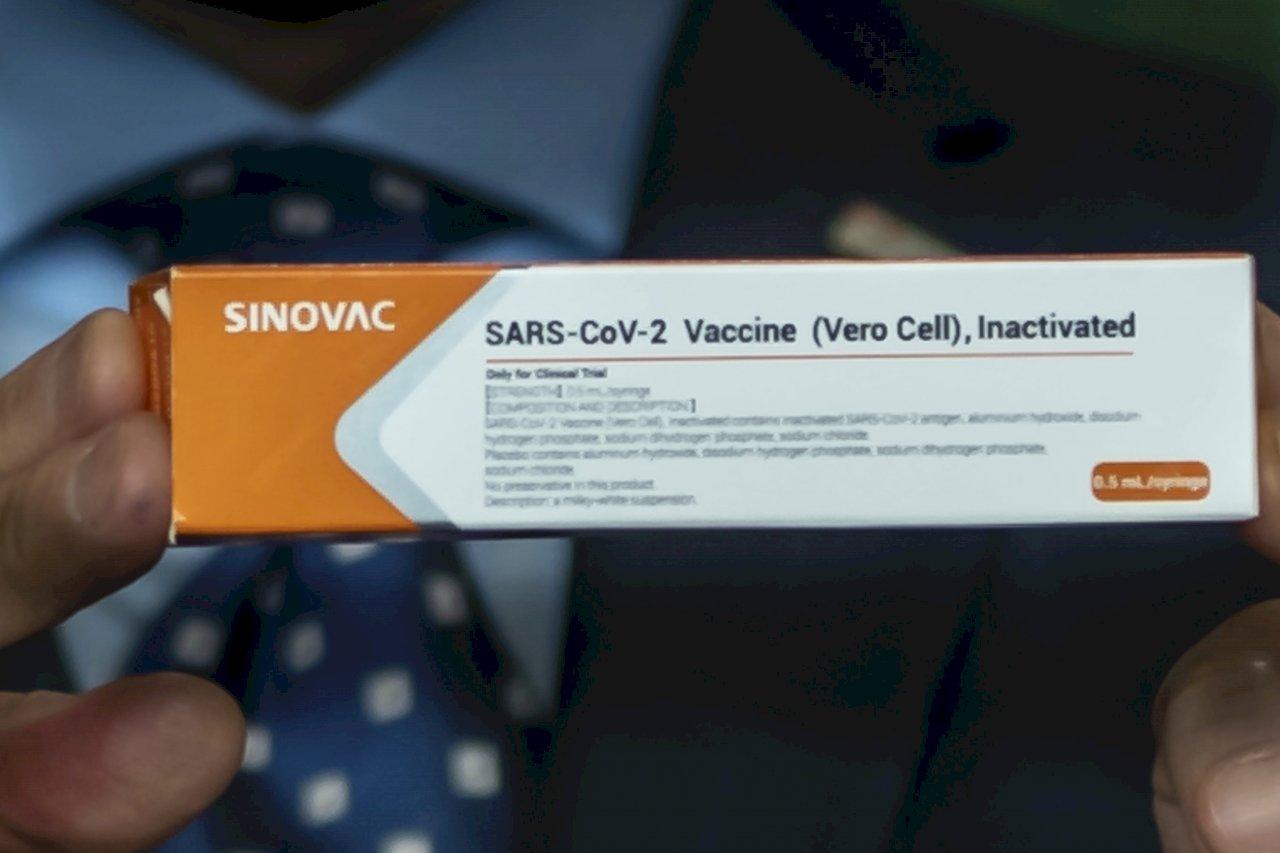 中國疫苗保護力不佳 德媒:打亂接種計畫還容易出現變種病毒