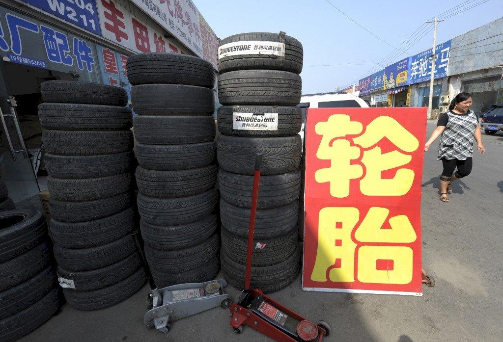 逃漏關稅 美國起訴中國輪胎公司及多人