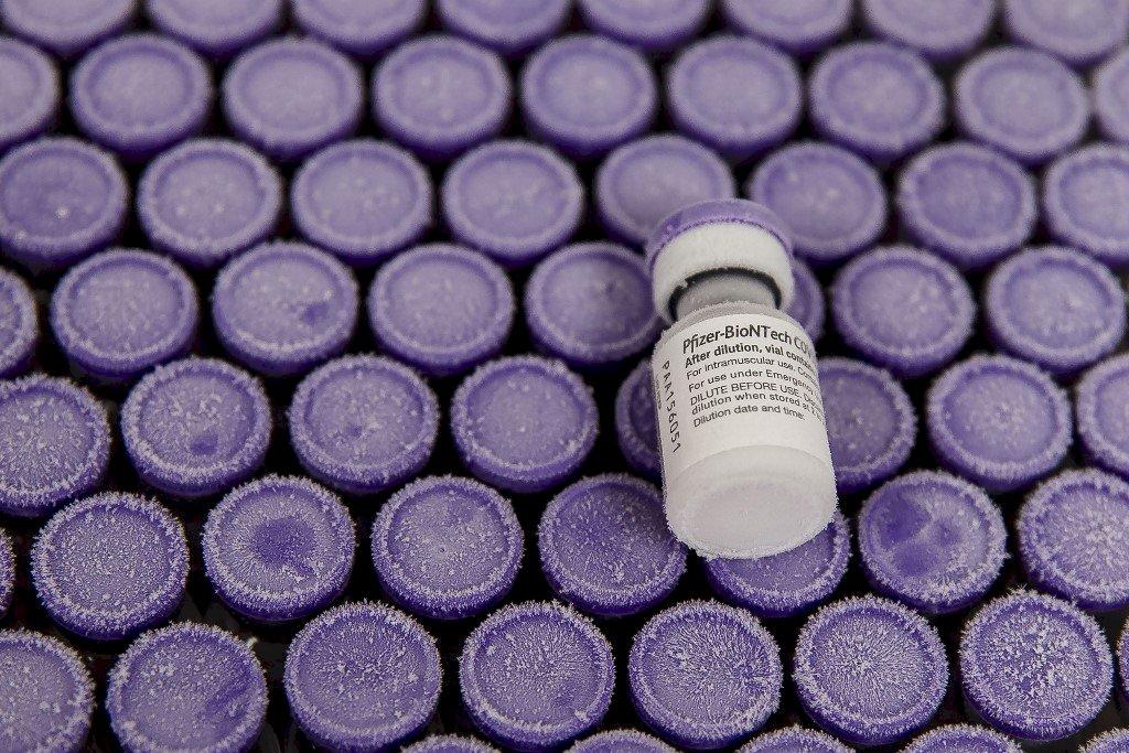 BNT疫苗完成封緘  18日配送地方78萬劑