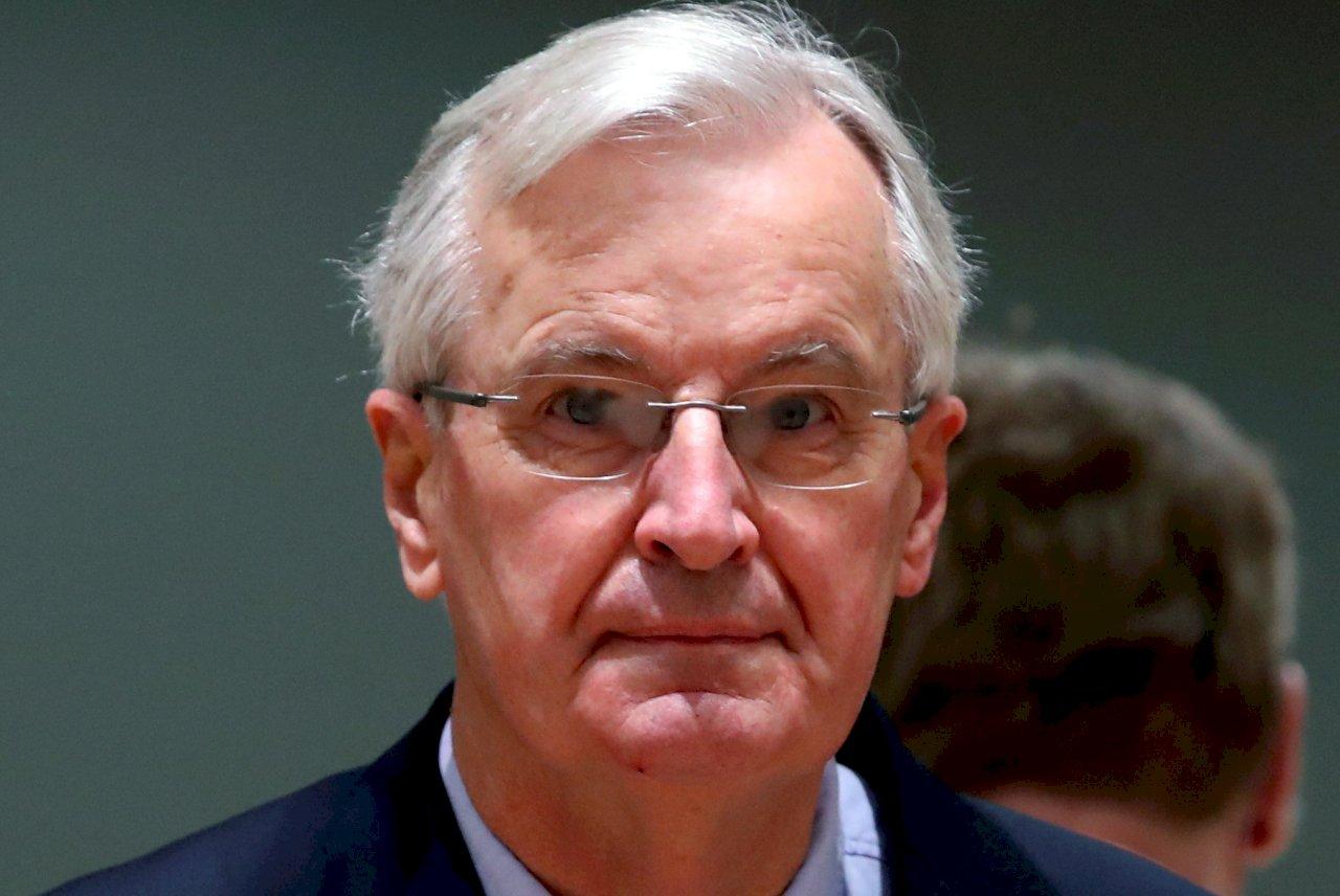 英國脫歐談判歐盟代表巴尼耶 宣布參選法國總統