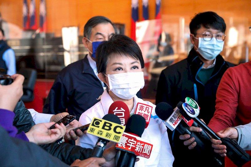 政院核發中火燃氣機組特照 盧秀燕:突襲台中人