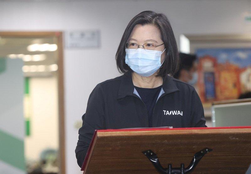 零本土病例止步 總統:相信台灣可以克服挑戰、守住疫情