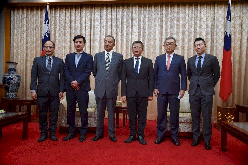 蔡其昌宣布接下中職新任會長 宣示組成最強國家隊