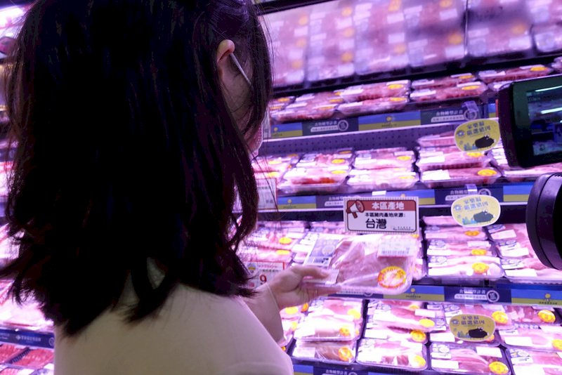 元旦起開放萊豬登台 近150家進口商承諾絕不進口