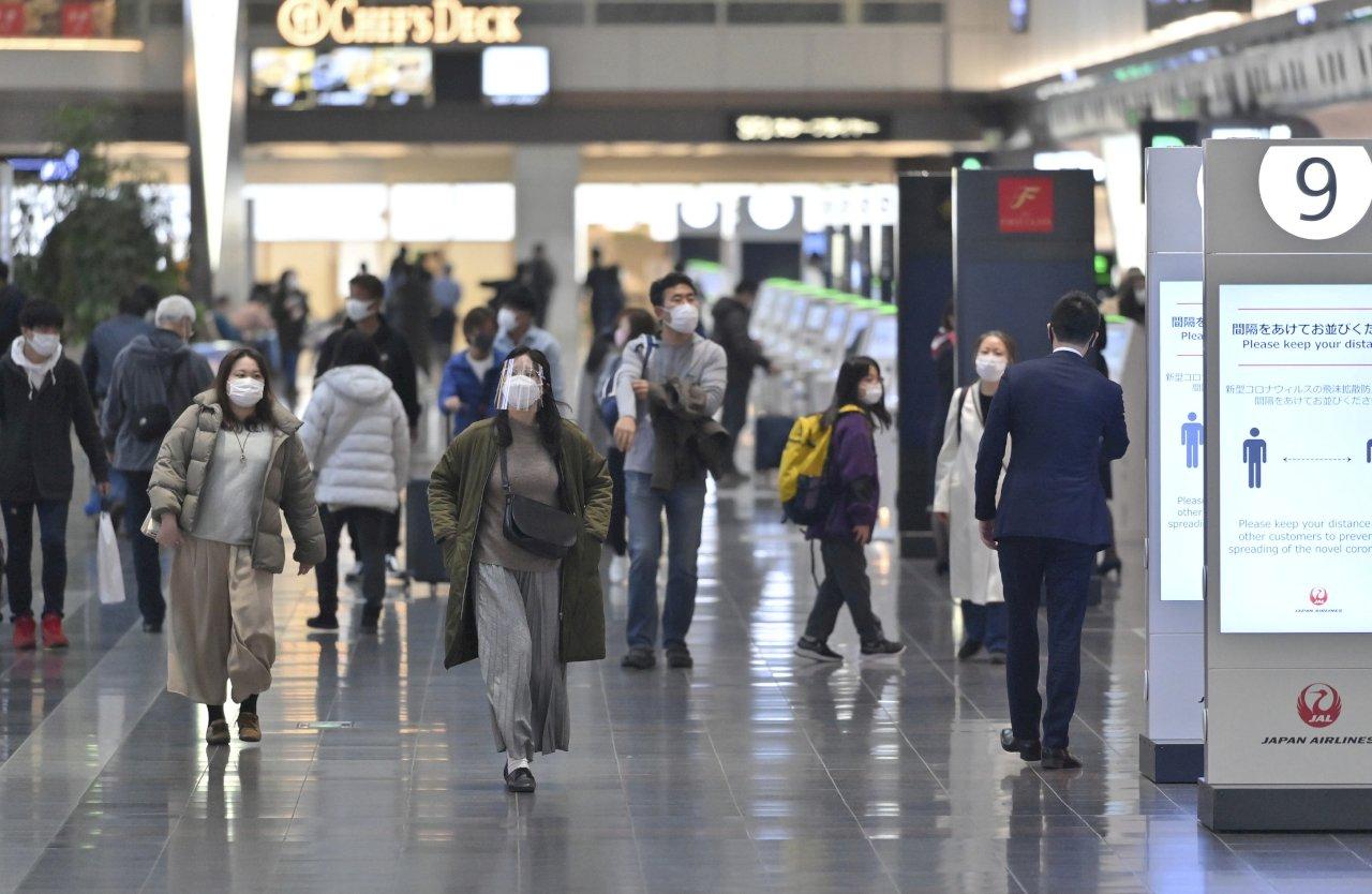日本今起鎖國1個月 台灣商務客不受限制