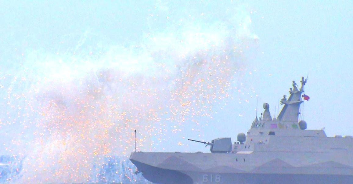 勇敢挺進2021 國防部「守護」影片惕勵三軍(影音)