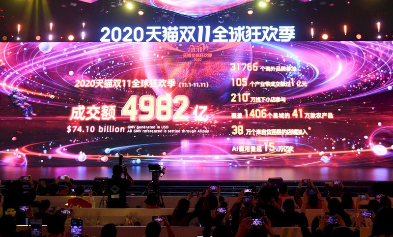 阿里巴巴效應!中國整肅網路電商 限月內「全面整改」且須「國家利益」優先