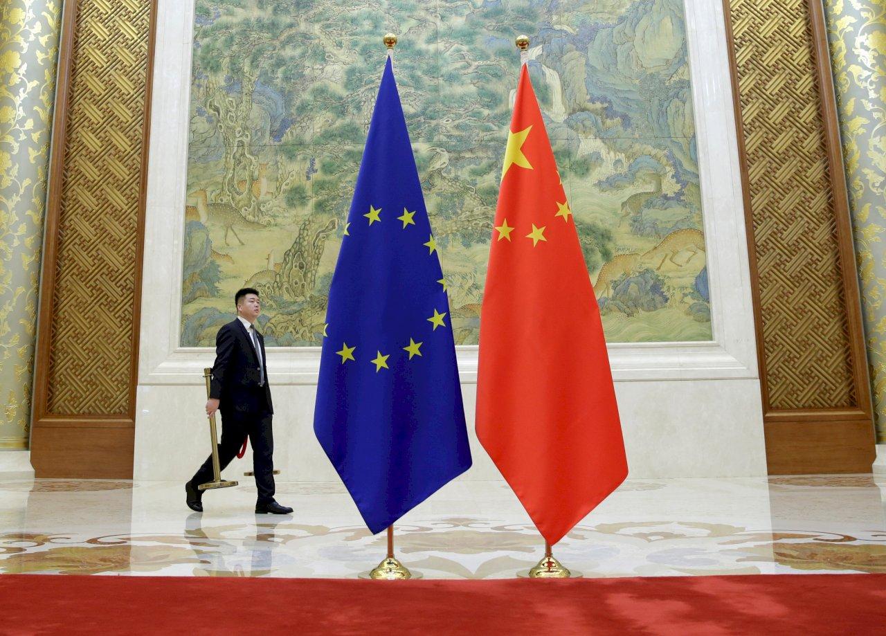 北京強硬鎮壓香港 歐洲對投資協定掀反對聲浪