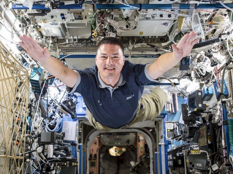 從太空看地球!台裔太空人林琪兒:台灣好美
