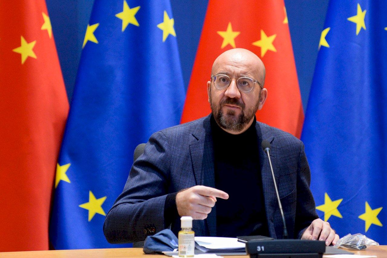 歐中投資協定/中國未禁強迫勞動,反對聲浪高漲