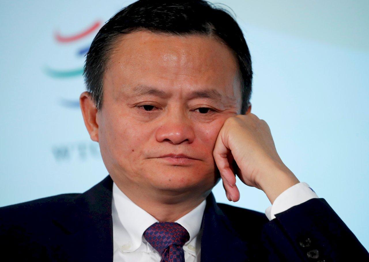 傳中國監管重拳再向馬雲 要求讓售股份退出螞蟻
