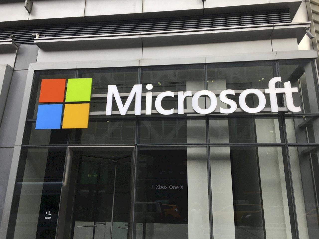 微軟要求員工須打疫苗 辦公室上班延後