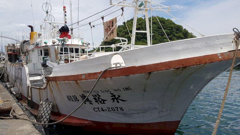 蘇澳漁船永裕興18號現蹤 10人下落不明