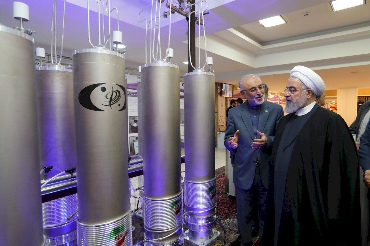 伊朗提煉高純度濃縮鈾 美國務院譴責:核子勒索