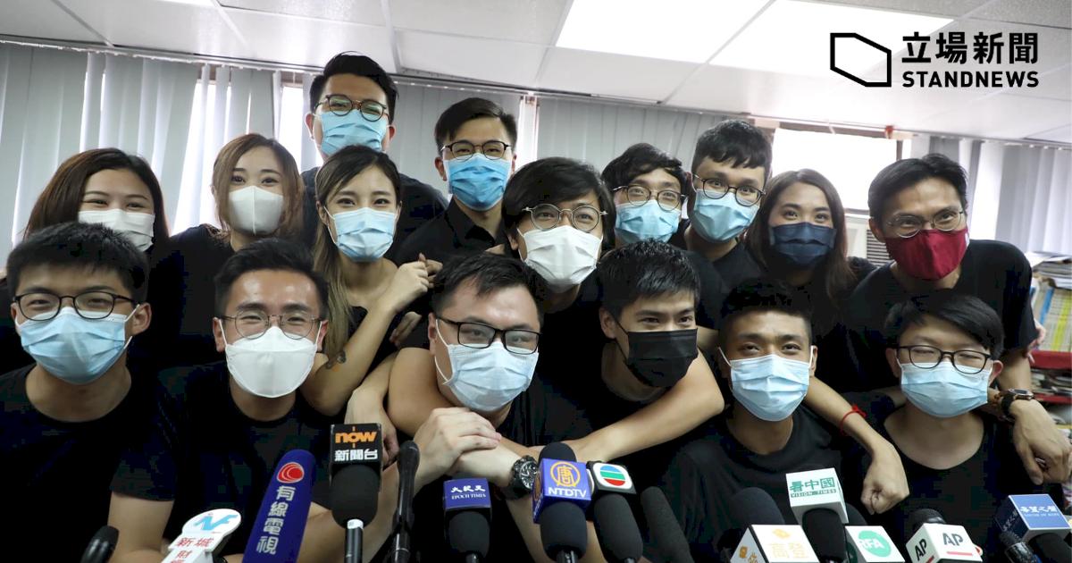 逾50名民主派人士遭以顛覆政權罪拘捕 羅冠聰籲港人:記住這份仇!