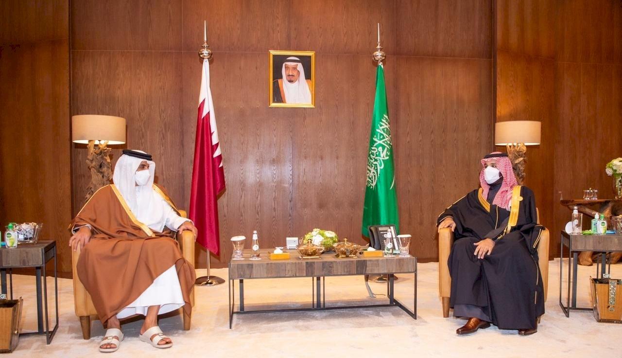沙烏地王儲:波灣國家簽協議 解決卡達禁運