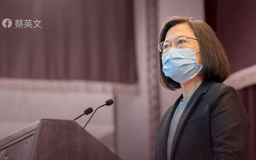 總統:國際民主陣營團結發聲 勿讓香港自由消失